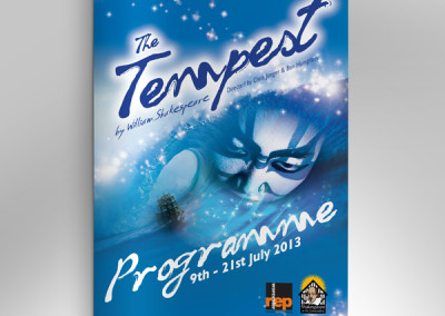 Tempest Programme – Worcester Rep
