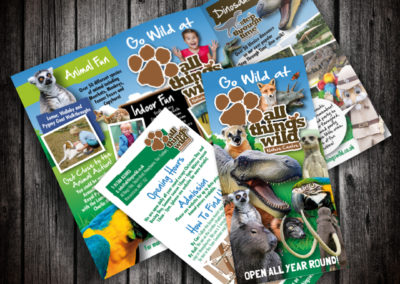 All Things Wild – Leaflet
