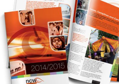 New College Worcester Annual Report 2014/2015 – Annual Report