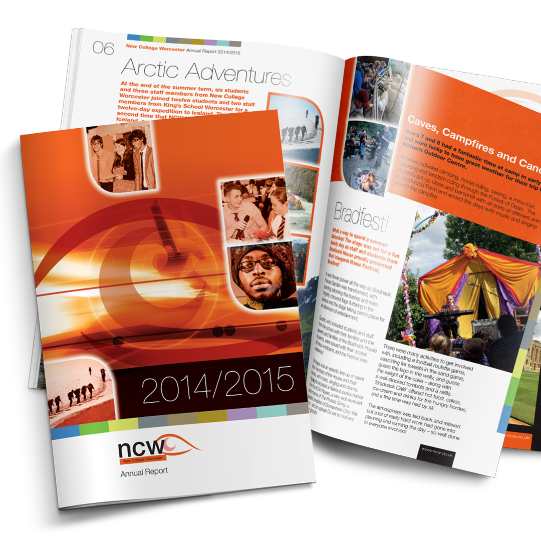 Magazine Design and Print