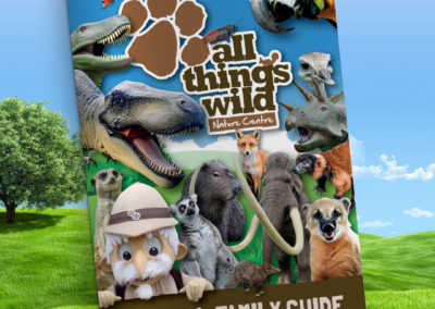 All Things Wild Official Family Guide
