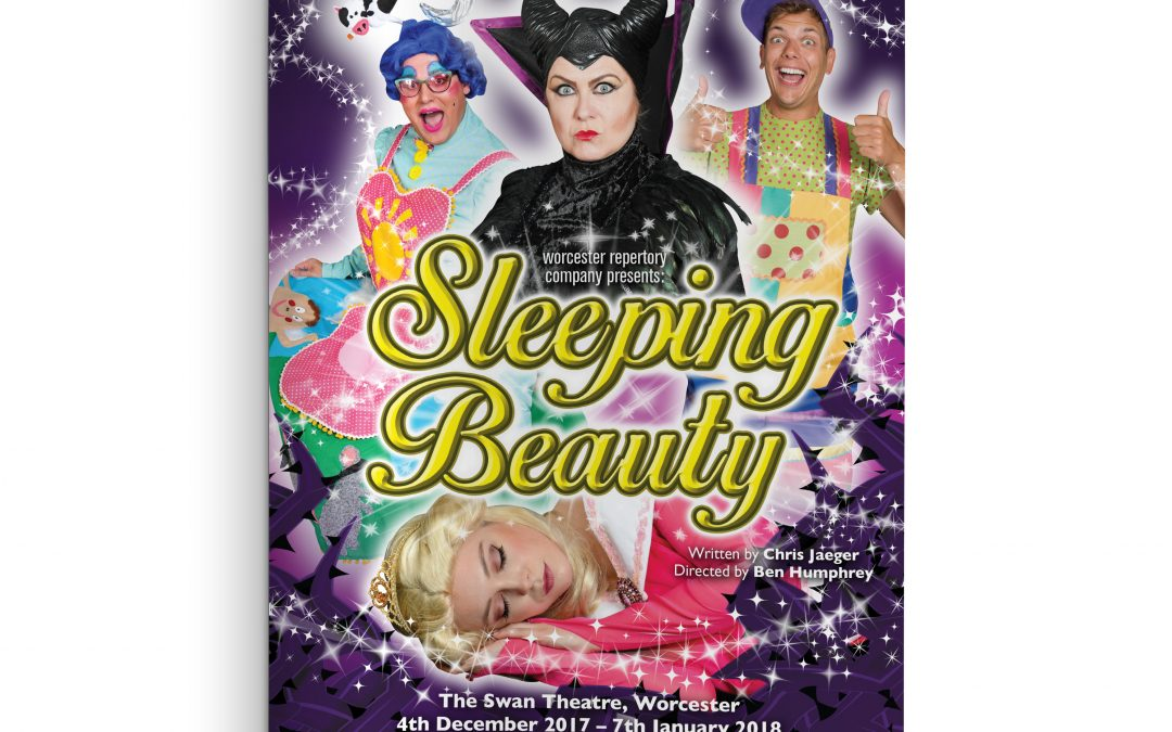 Sleeping Beauty Programme – The Swan Theatre