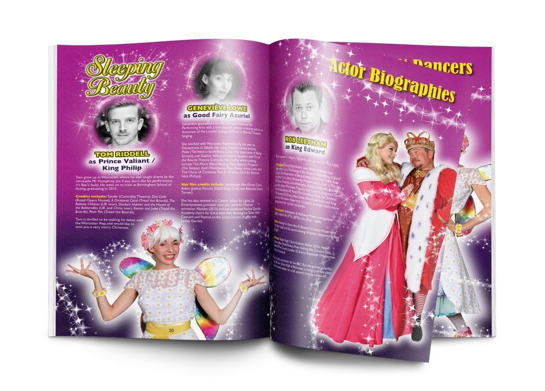 Sleeping Beauty Programme – Inner